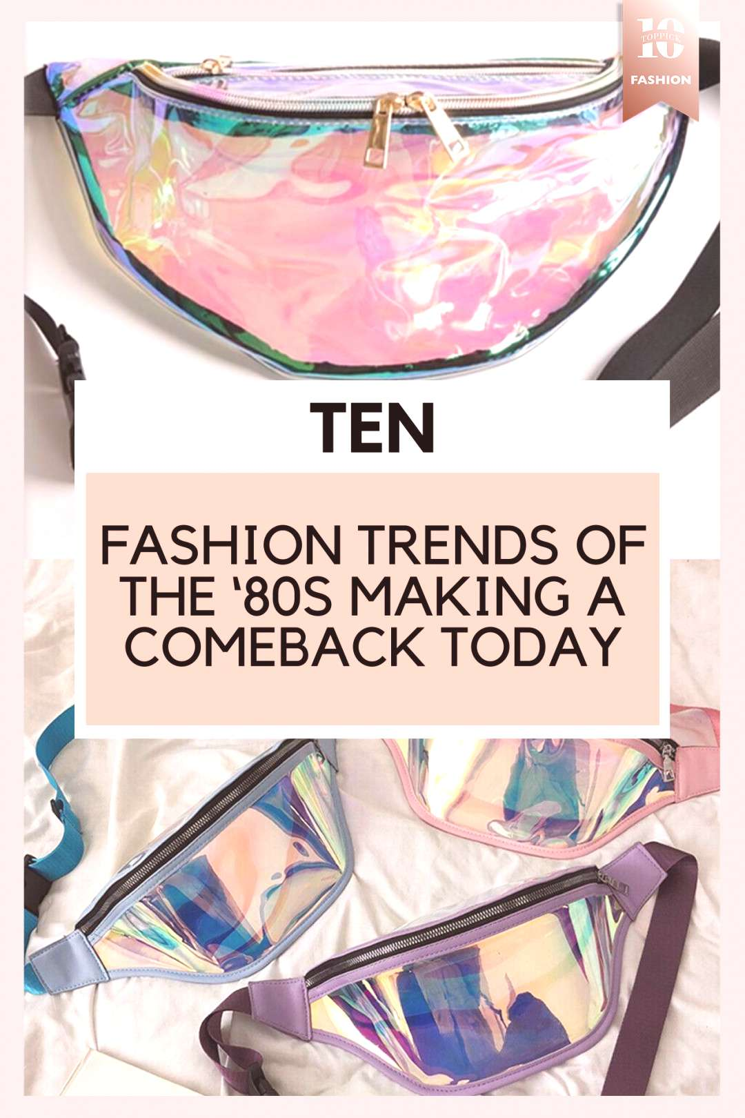 10 Fashion Trends of the '80s Making a Comeback Today