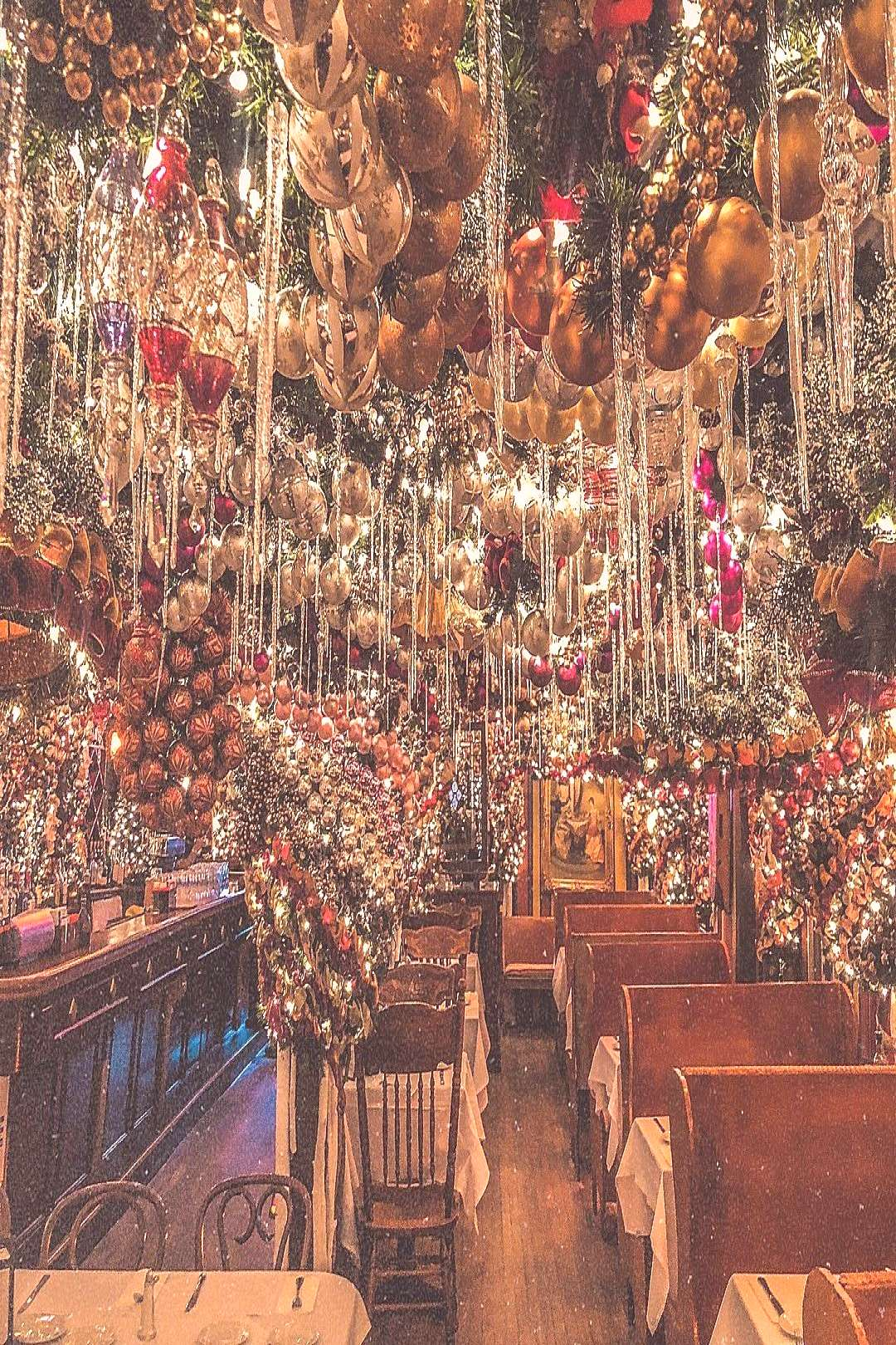 10 of the Coolest Themed Restaurants in NYC (and Bars) - Girl With The Passport - -