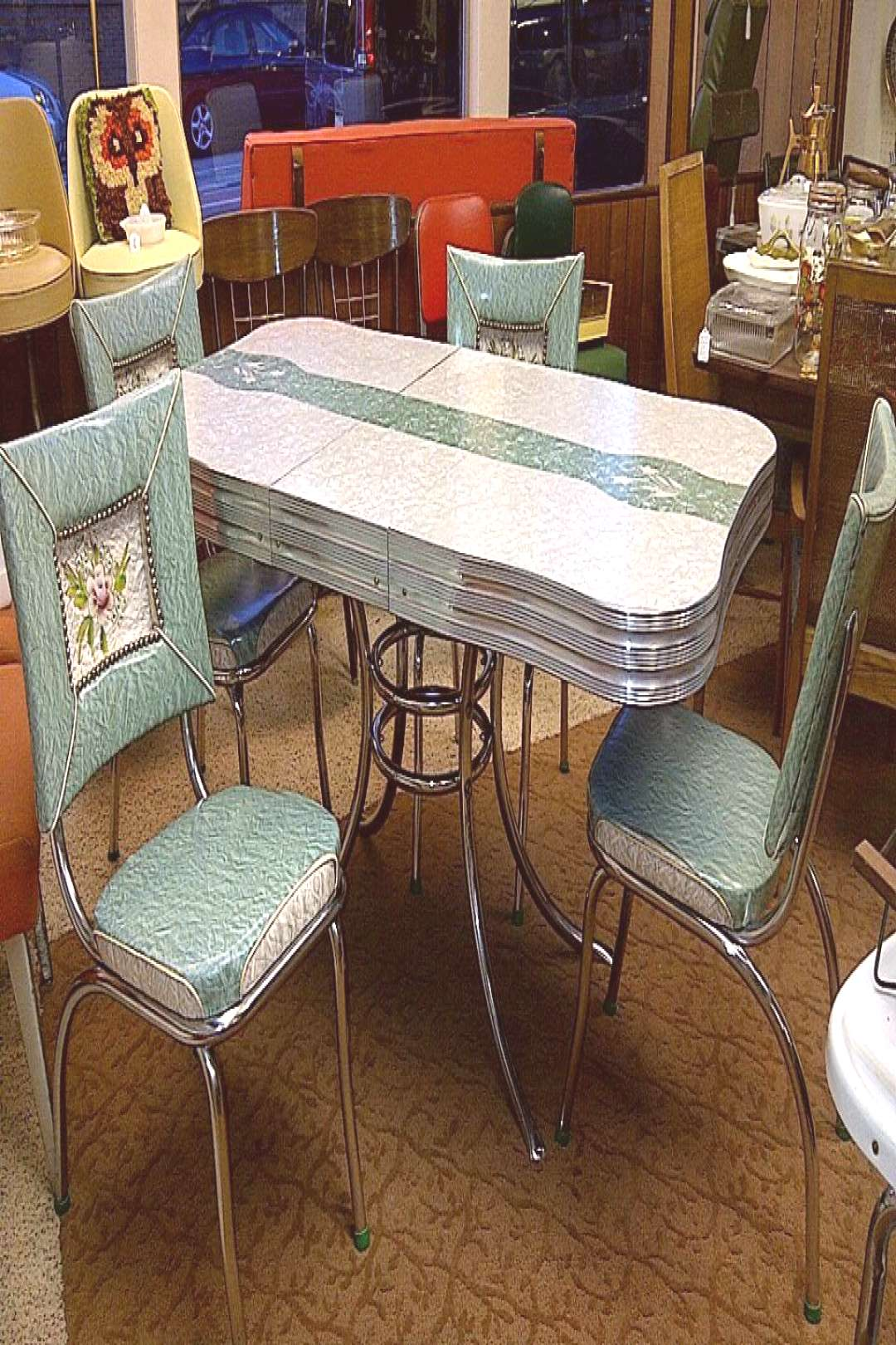112 reference of blue retro kitchen table and chairs blue retro kitchen table and chairs-#blue Plea