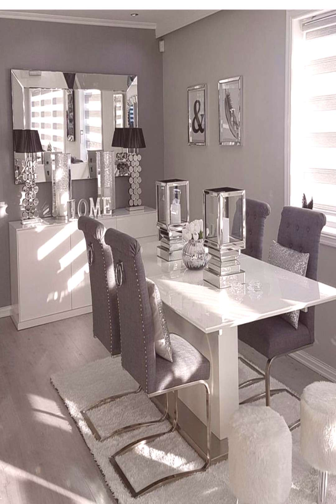 19 ideas for the dining room gtgt More decorating ideas for restaurants ...#decor