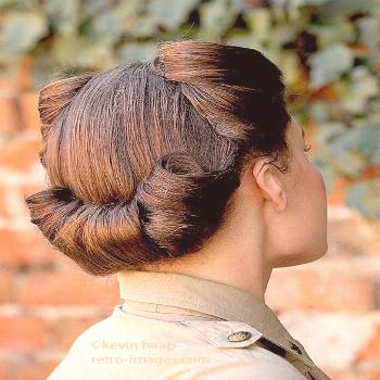 1940s Vintage Hair Inspiration
