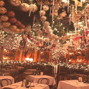 5 Manhattan restaurants that take holiday decorating to another level,   5 Manhattan restaurants th