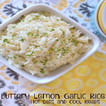 A delicious side that goes with almost any meal! Ready in 20 minutes and delicious! Buttery Lemon G