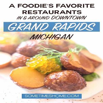 A Foodie's Favorite Restaurants in Downtown Grand Rapids, Michigan Restaurants in downtown Grand Ra