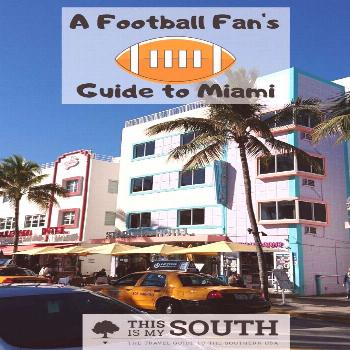 A Football Fan's Guide to Miami for the Super Bowl Are you traveling to Miami for the big game? If