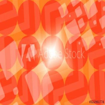 abstract, pattern, illustration, design, red, orange, wallpaper, yellow, color, texture, retro, art