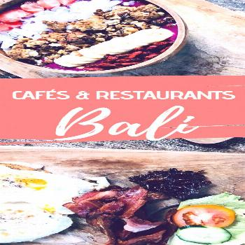 Bali Food Guide: Die besten Cafés & Restaurants in Canggu, Bali, Baking Organic art Organic before
