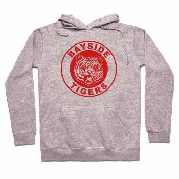 Bayside Tigers - Saved by the Bell Hoodie Bayside Tigers. Bayside High School sports team logo, as