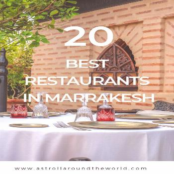 Best restaurants in Marrakesh -  Discover the best restaurants in Marrakesh in this foodie guide ab