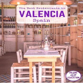 Best Restaurants in Valencia Spain - Where to Eat in Spain -  The best restaurants in Valencia Spai