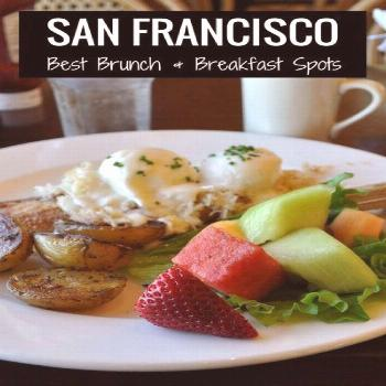 Brunch & Breakfast Spots in San Francisco