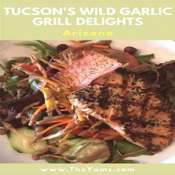 California French Cuisine at Wild Garlic Grill, Tucson, Arizona   The Yums The upscale dining at Th