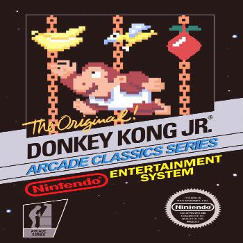 Check out the new review of Donkey Kong Jr. for NES!   You are in the right place about jogando Vid