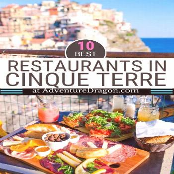 Cinque Terre Restaurants – Eat in a Castle by the Sea & Other Favorites -  Cinque Terre Restauran