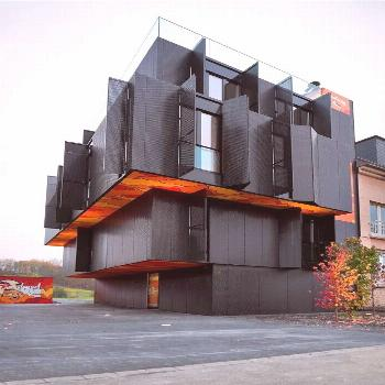 Color In Architecture – A Fascinating Combo  Color In Architecture – A Fascinating Combo