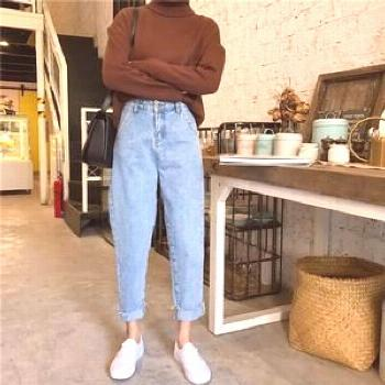 Comfy Jean Outfits Fashion