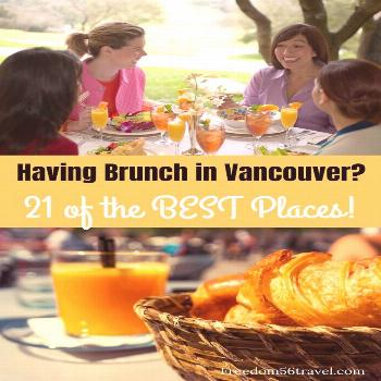 Complete Guide to the Best Brunch in Vancouver Vancouver has some great breakfast and brunch restau