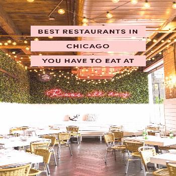 Culture travel   chicago restaurants best, fun chicago restaurants, cute chicago restaurants, dinne