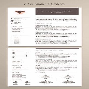 CV Template Get extra interviews! Take your job utility to the subsequent degree. CV Templates / Re