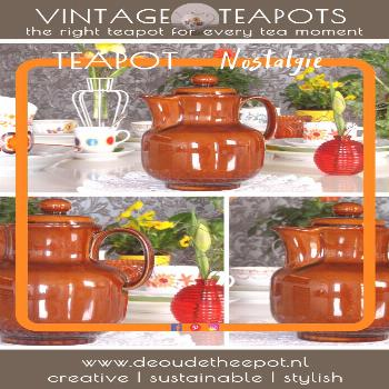 De Oude Theepot | Vintage Teapots | Recollect Memories € 15,95 Teapot is in excellent condition (