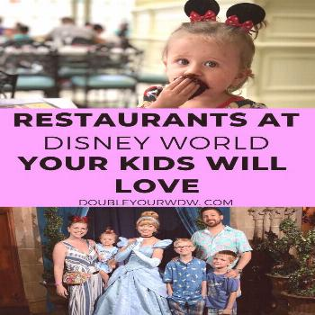 Disney World Dining with Baby and Toddler: Restaurants They'll Love ...,  Disney World Dining w