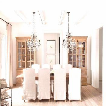 Do you love Restoration Hardware tables, but hate the prices? Check out the tables we found that gi