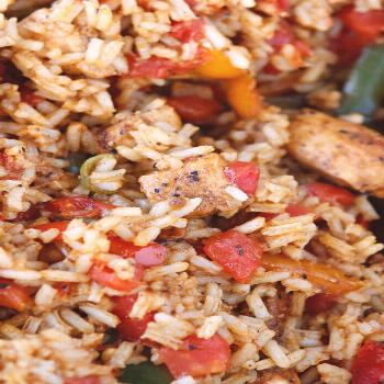 Easy Cajun Chicken And Rice Recipe This Cajun Chicken and Ricé is a quick and éasy wééknight di