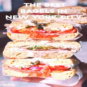 Foodie travel 711568809852593284 -  These bagel shops need to be added to your NYC bucket list. Sou
