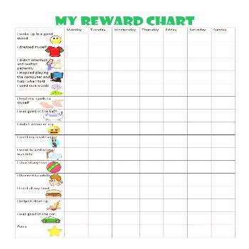 Free Printable Chore Charts For Kids Best Of Kids Behavior Chart This Behavior Chart Changed Our Fa
