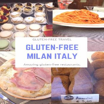 Gluten-Free Milan! My family of four visited Milan, Italy and we had a fabulous time and ate incred