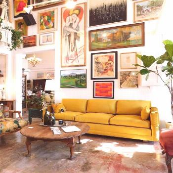 Gold Sofas: Midas-Touched Home Decor | Girlfriend is Better