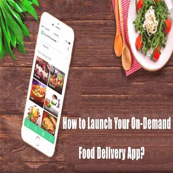 How to Launch Your On-Demand Food Delivery App? This is the conventional food ordering model. It ca