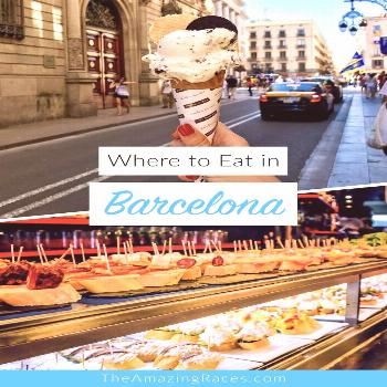 If you're looking for places to eat in Barcelona, check out these Barcelona restaurant recommendati