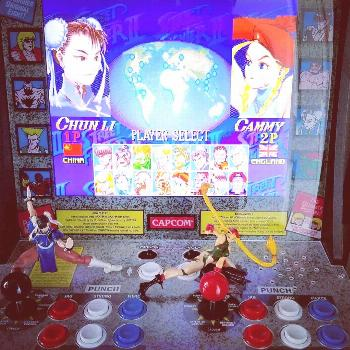 It's the age old question: Chun Li or Cammy? ?  gaming