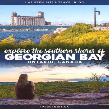 South Georgian Bay - A Destination For All Seasons Georgian Bay is a hot spot for adventure in Onta