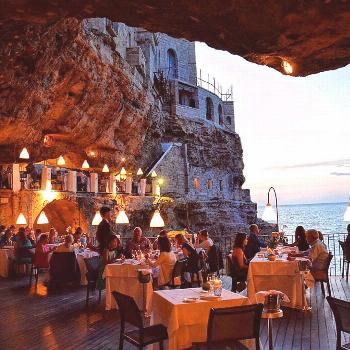 The 10 Most Stunning Restaurants in the World -  From a deep-sea escape to a cavern carved into the