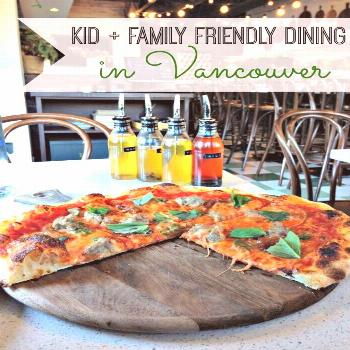 The Best Restaurants to Eat with Kids in Vancouver Pizza, pasta and pirate packs. We've highlighted