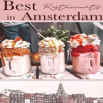 Top 10 Restaurants in Amsterdam  -  Top 10 Restaurants in Amsterdam   - dinner ideas under $10