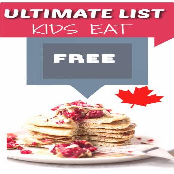 Ultimate List of Where Kids Eat Free in Restaurants all Week Long The Ultimate List of Where Kids C