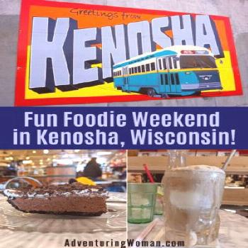 Visit Kenosha during Restaurant Week Restaurant Week is almost here! Just north of Chicago, Kenosha