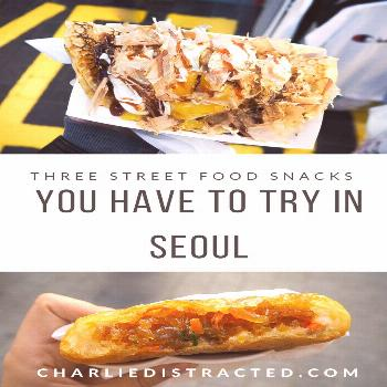 When I travel, I always research the restaurants I want to try, but when I'm i... -  When I trave