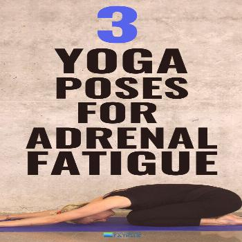 When you have adrenal fatigue it is important not to push yourself too hard and stress your already