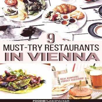Wondering where to eat in Vienna, Austria? It would have been nearly impossible for me to get to al