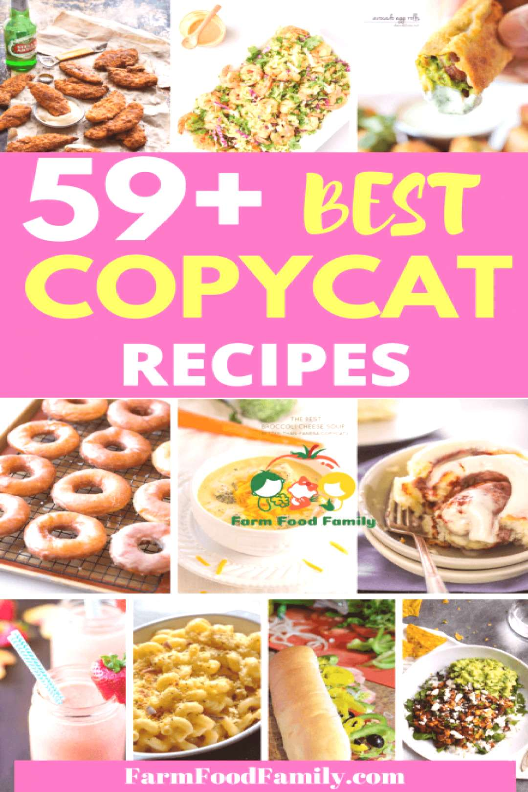 59+ Best Copycat Recipes From Restaurants To Make At Home (2020)-#bestrecipes You're looking for