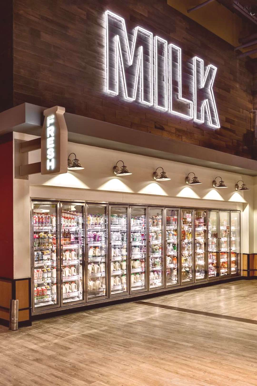 7 Retail Marketing Tips to Drive Sales is part of Grocery store design -  Supermarket design -  Sto