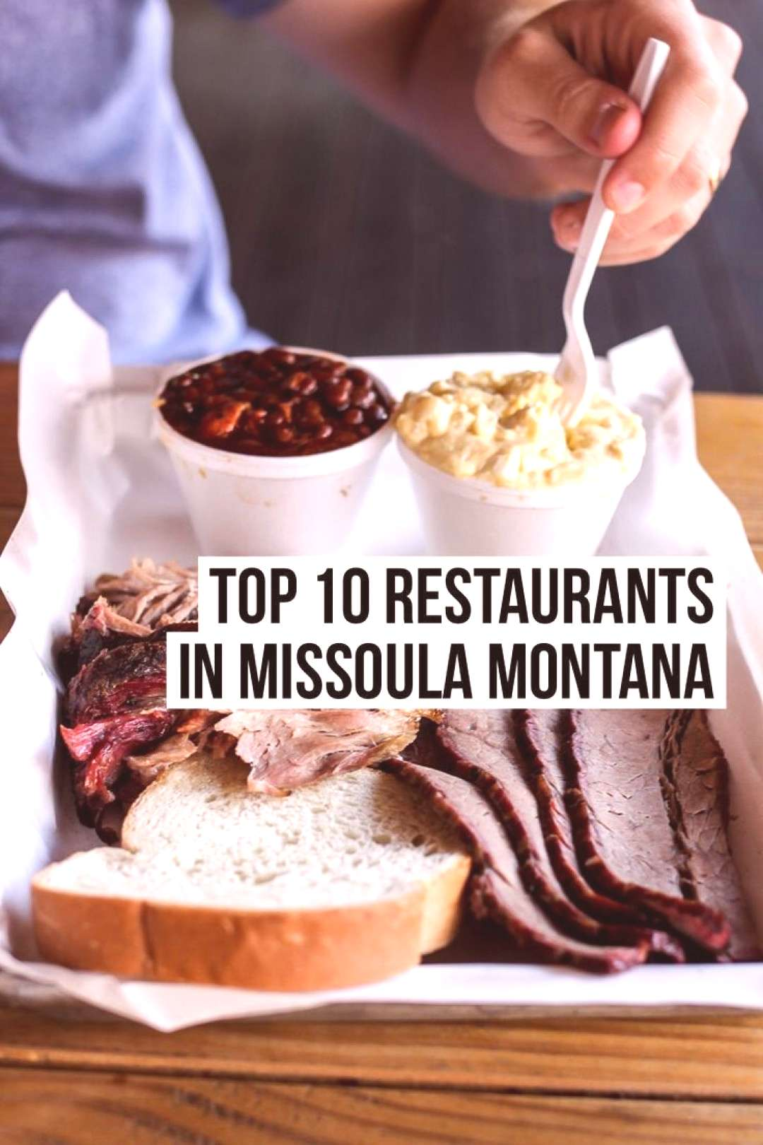A foodie's guide to the top 10 Missoula restaurants and favorite dessert spots. The only resource y