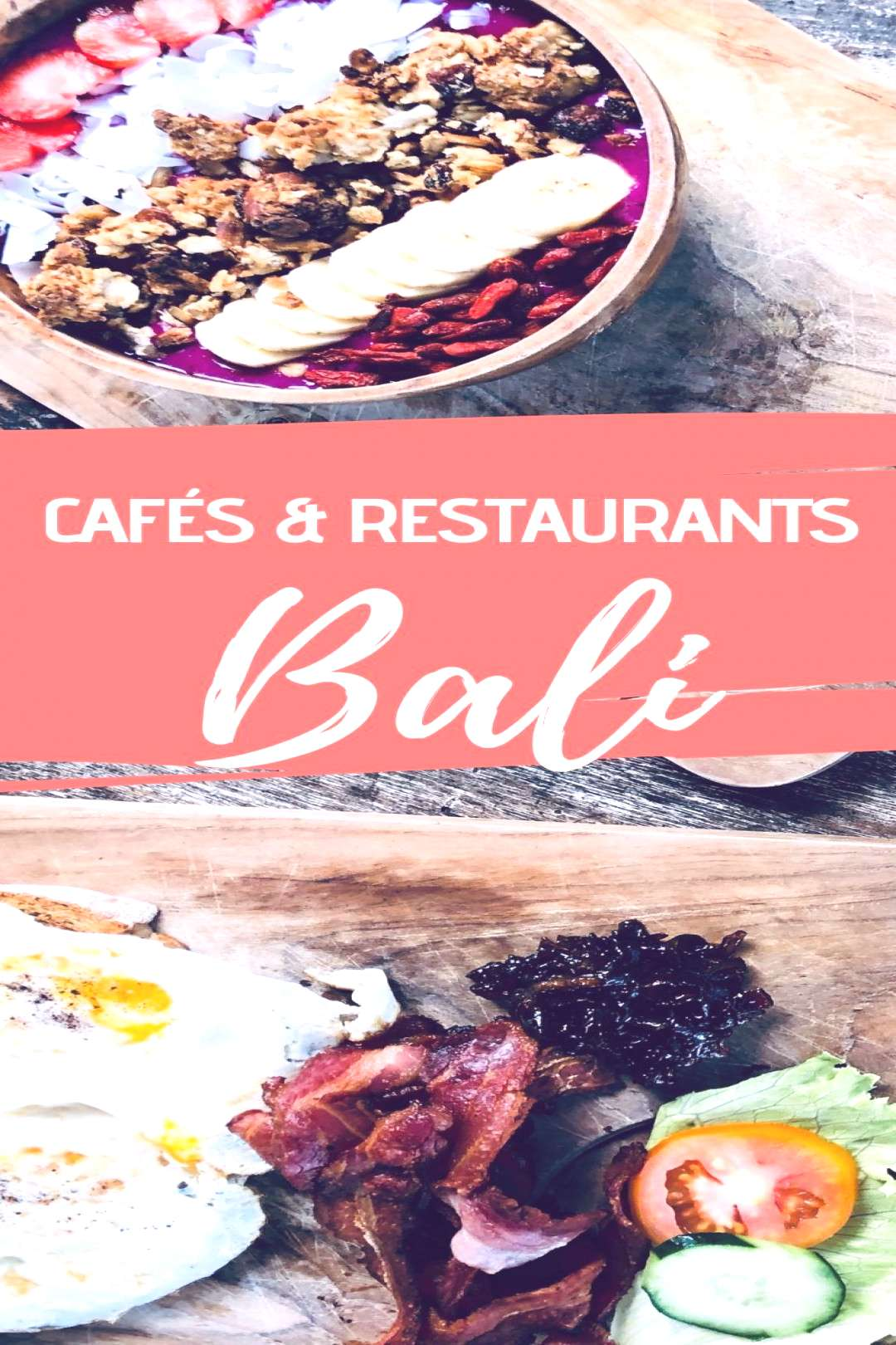 Bali Food Guide Die besten Cafés amp Restaurants in Canggu, Bali, Baking Organic art Organic before