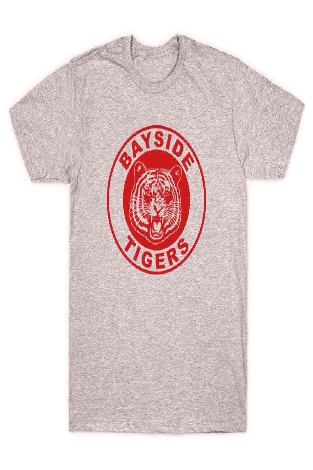 Bayside Tigers - Saved by the Bell Shirts Bayside Tigers. Bayside High School sports team logo, as