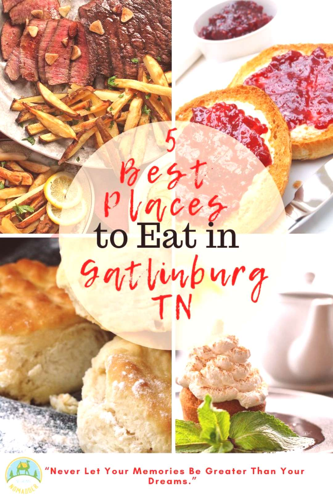 Best Places to Eat in Gatlinburg, TN On top of its abundance of natural features, Gatlinburg is a t