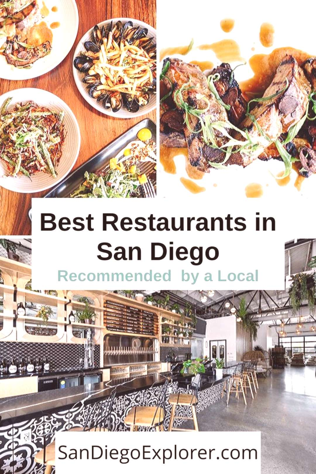 Best Restaurants in San Diego by Neighborhood - The Ultimate Foodie Guide Are you looking for the a